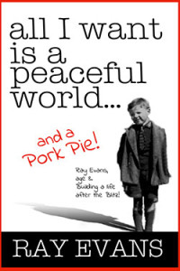 cover image for All I Want Is A Peaceful World...and A Pork Pie!