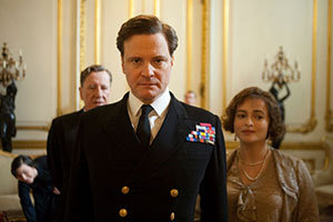 The King's Speech & Our George's too…