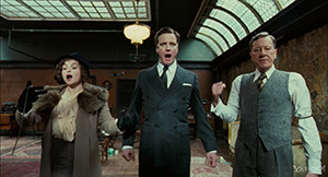 Still photo from The King's Speech